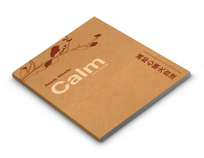 Ready, Steady, Calm book